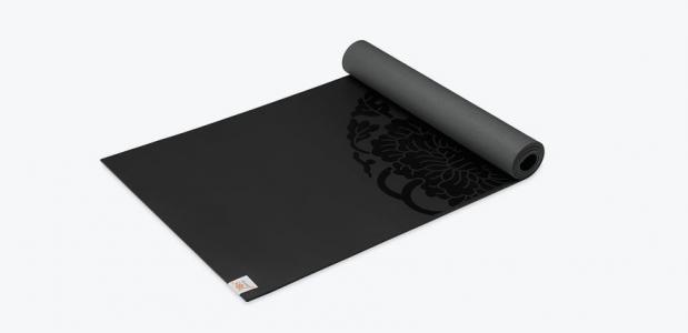 Gaiam Dry-Grip Yogamat