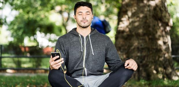 Meditatie en mindfulness app