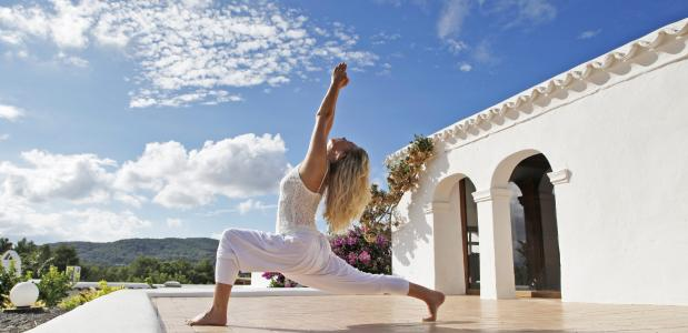 Sandy Karsten Yin Yoga & De BlackMitra