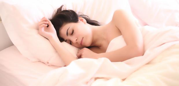 slapen yoga muziek