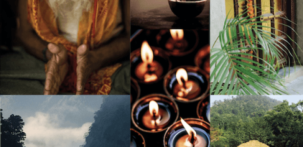Yoga Retreat in the foothills of the Himalayas with Hilary Brown and Antar Khirad