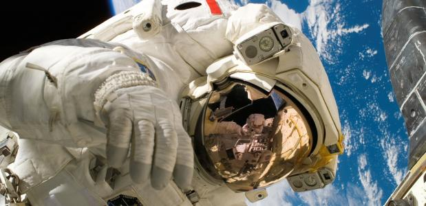 Yoga voor astronauten