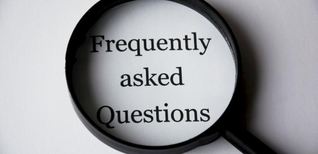 'Frequently asked questions'. Foto van Pixabay.