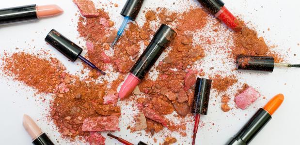 yoga detox cosmetica make-up organic groen