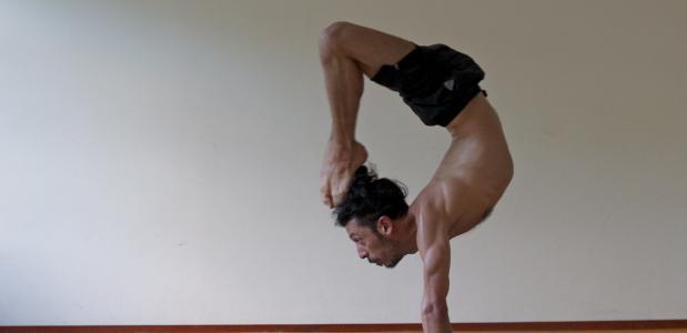 Yoga: Over kracht en volharding
