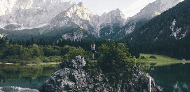 schrijven yoga mindfull