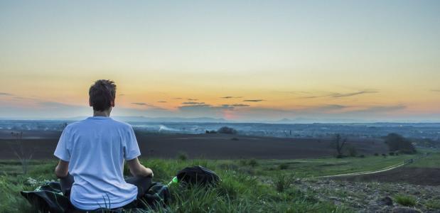 BN'ers en yoga ontspanning hectische leven in shape blijven