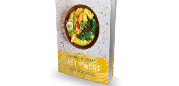 boek 'East by West' van Jasmine Hemsley