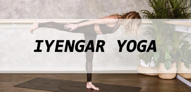 Wat is Iyengar yoga eigenlijk, en waar helpt het bij? Yoga International zocht het uit!