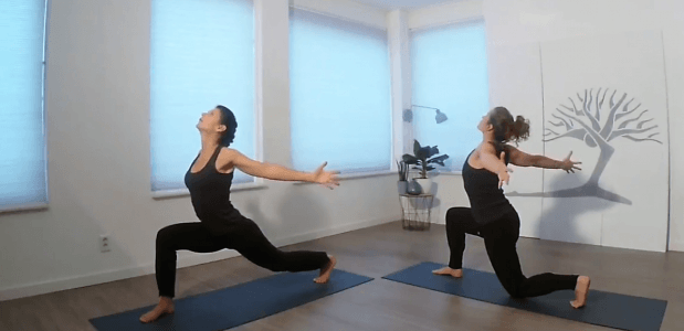 yoga video leraar youtube
