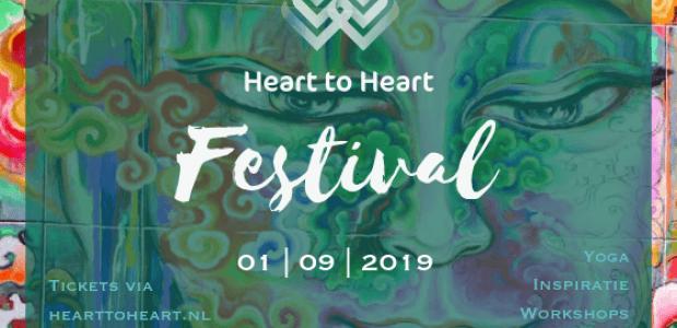 Daar moet je bij zijn! Heart to Heart Festival Bussum