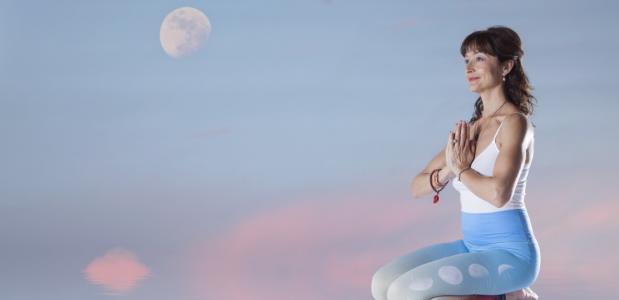 Maangroet, yoga