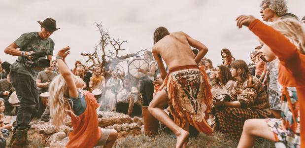Living Village, meer dan een experimenteel festival