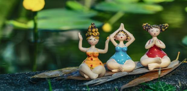 6 grappige dingen die alleen yogi's overkomen