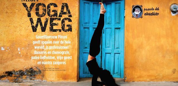 Mijn Yogaweg / Yoga International