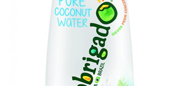 Fris en puur kokoswater Obrigado
