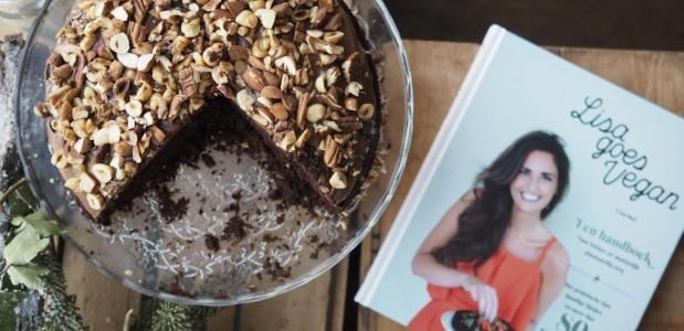 Maak kans op het lisa goes vegan kook boek t w v 39 95 for Vegan boek