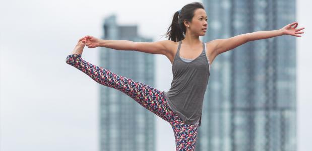 Yoga voor het immuunsysteem