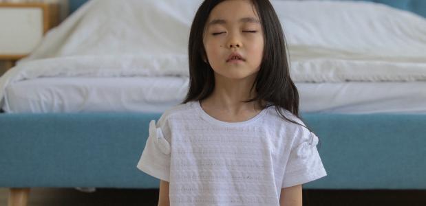 4 mindfulness oefeningen voor kinderen