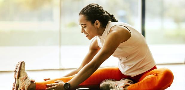 5 yogaposes voor flexibele schouders