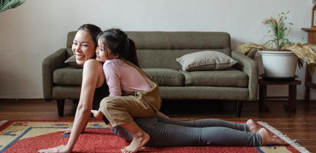 Tijd maken yoga