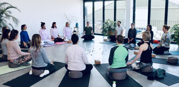 BE YOU RETREAT: combi van Power, Chakra en Yin Yoga