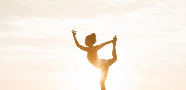 Yoga steunkousen