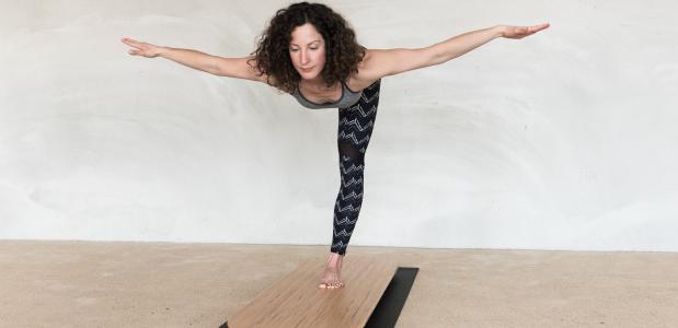 Het Yogaboard
