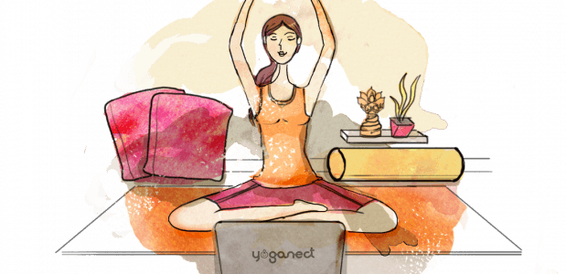 yoganect streaming platform yogavideo netwerk