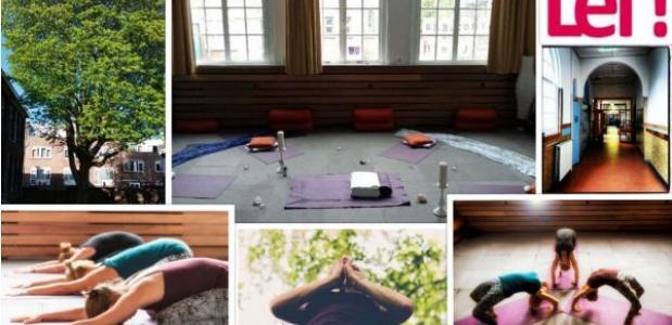 Yoga met LEF!