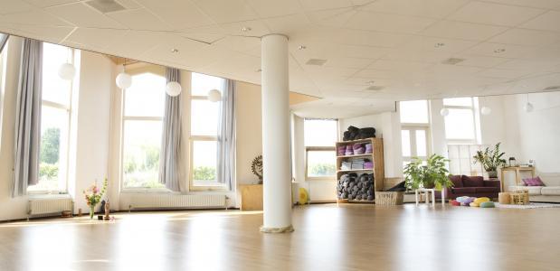 Yogaschool de Ajna Tempel