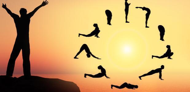 Wereld yogadag