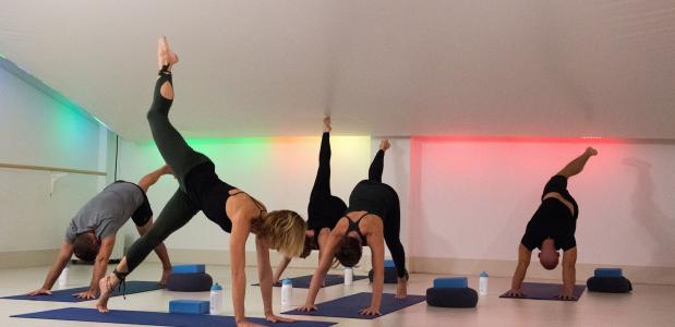 One Day Yoga Retreat bij Fitness Zuiver