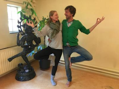 lenneke vente mindful sport en yoga retraite weekend blog