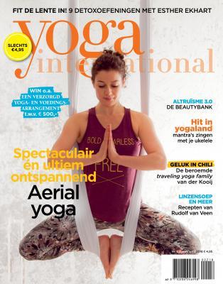 Aerial Yoga? Lees Yoga International