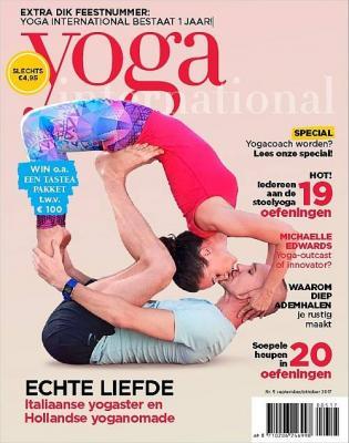 Yoga International nummer 5 van 2017