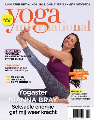 Yoga International nummer 5 van 2018