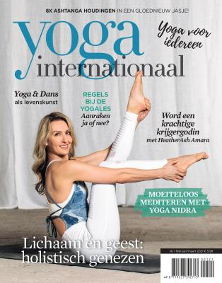 Yoga International nummer 1 2021