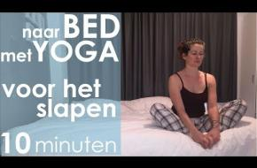 yoga bed slapen estayoga video youtube