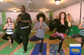 11-jarige jongste gecertificeerde yogaleraar ooit