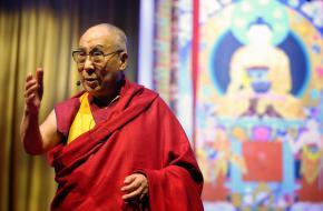 dalai lama verlichting yoga boeddhisme