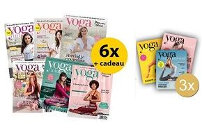 Yoga Internationaal magazine