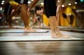 Yoga. Bron: Pexels