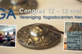Nederlands yoga congres. © Vereniging Yogadocenten Nederland