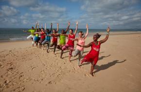 Lamu Yoga Festival in Kenia, yoga, vakantie