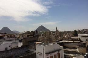 Uitzicht India. © Mo Stipsen