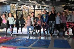 Workshop Creative Yoga