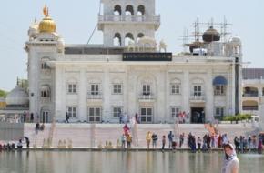 Sikhs tempel