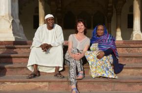 Van Delhi naar Agra - dag 3
