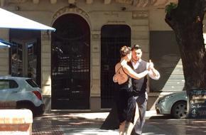 Foto: Tango in Buenos Aires. © Lotte Verweij